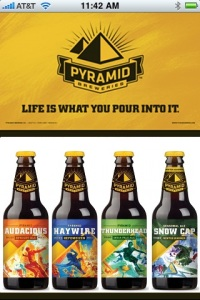 Pyramid Brewing Beer